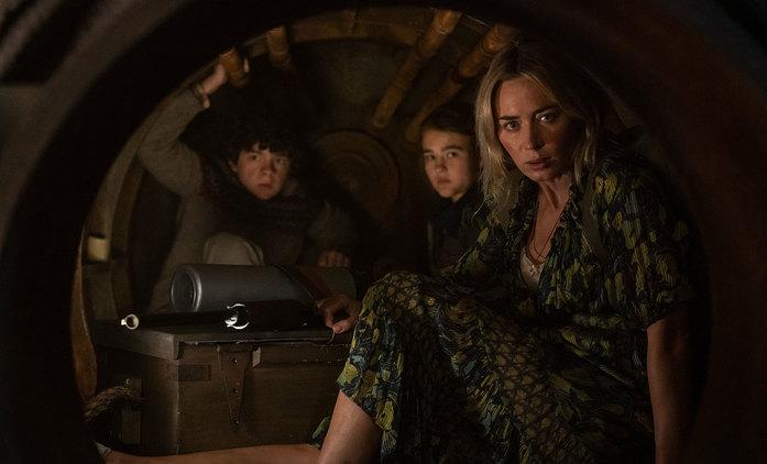 Tiché místo: Hororová série schválila 3. film ještě před uvedením druhého | Fandíme filmu