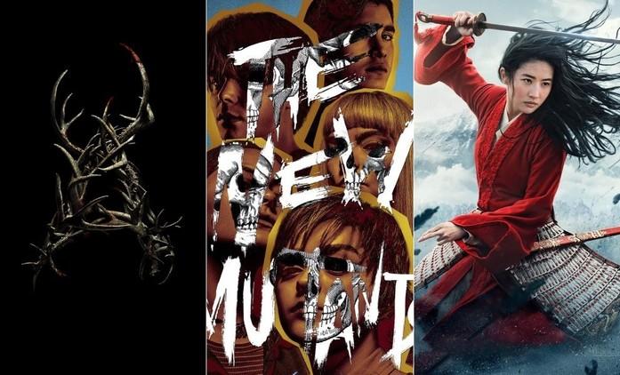 Noví mutanti, Mulan a Paroží mění datum premiéry | Fandíme filmu