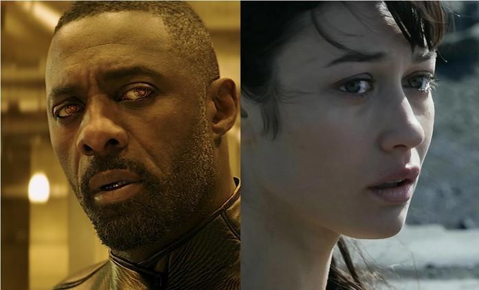 Olga Kurylenko a Idris Elba mají koronavirus | Fandíme filmu