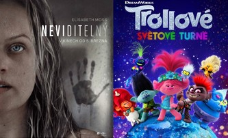 Neviditelný a další filmy budou po pár dnech v kinech dostupné online | Fandíme filmu