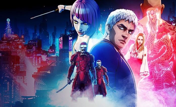 Altered Carbon: Resleeved - Anime spin-off kyberpunkového seriálu dorazil na Netflix | Fandíme filmu