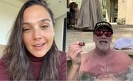 Celebrity a virus: Gal Gadot je pro legraci, Arnold opět za frajera | Fandíme filmu