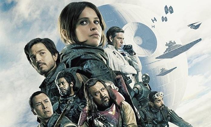 Rogue One: Prequelový seriál byl v plánu ještě před premiérou filmu   Fandíme seriálům