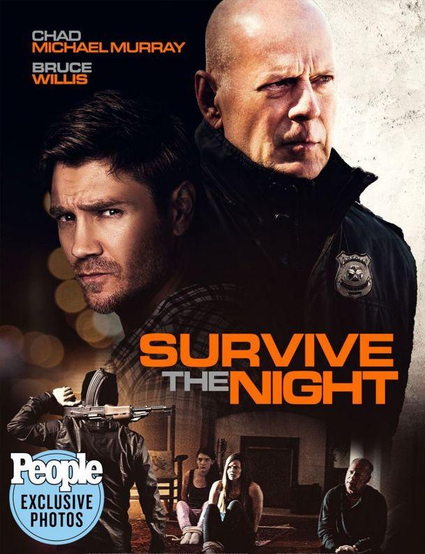 Survive the Night: Bruce Willis chrání rodinu před lupiči | Fandíme filmu