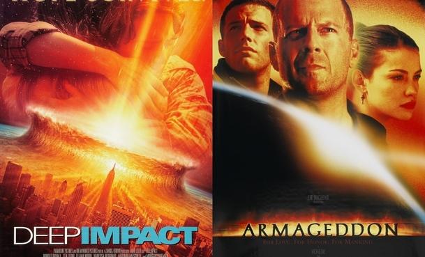Dva filmy podle jednoho nápadu v jednom roce vznikají častěji, než si myslíte | Fandíme filmu