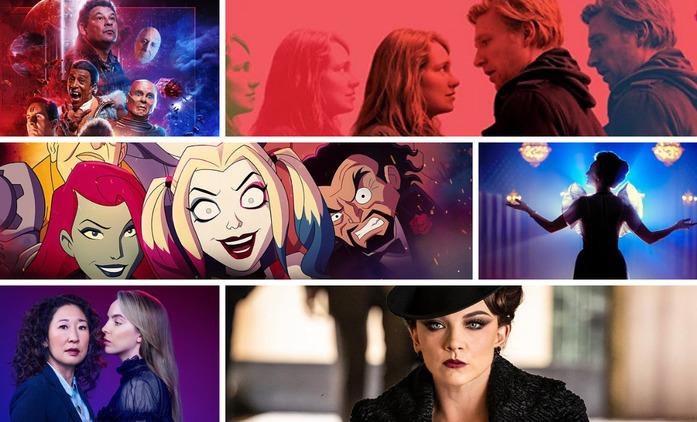 Přehled nejzajímavějších seriálů, které startují v dubnu | Fandíme seriálům