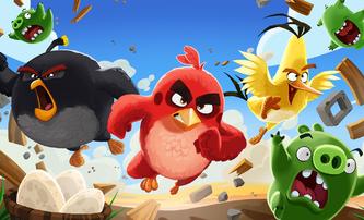 Herní série Angry Birds míří v seriálové podobě na Netflix   Fandíme filmu