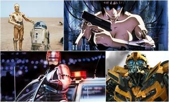 Historie filmových robotů aneb Terminátor a R2-D2 jsou jen vrchol ledovce | Fandíme filmu