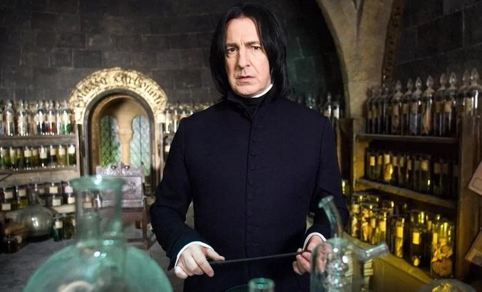 Harry Potter: Kdo měl původně hrát profesora Snapea | Fandíme filmu