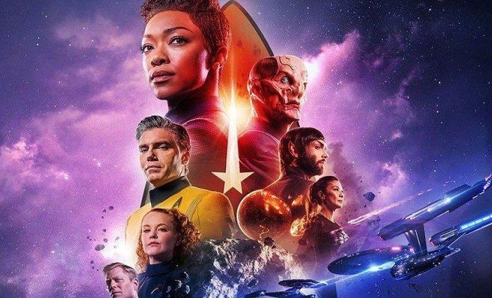 Star Trek: Discovery obsadil první transgender a nebinární herce | Fandíme seriálům