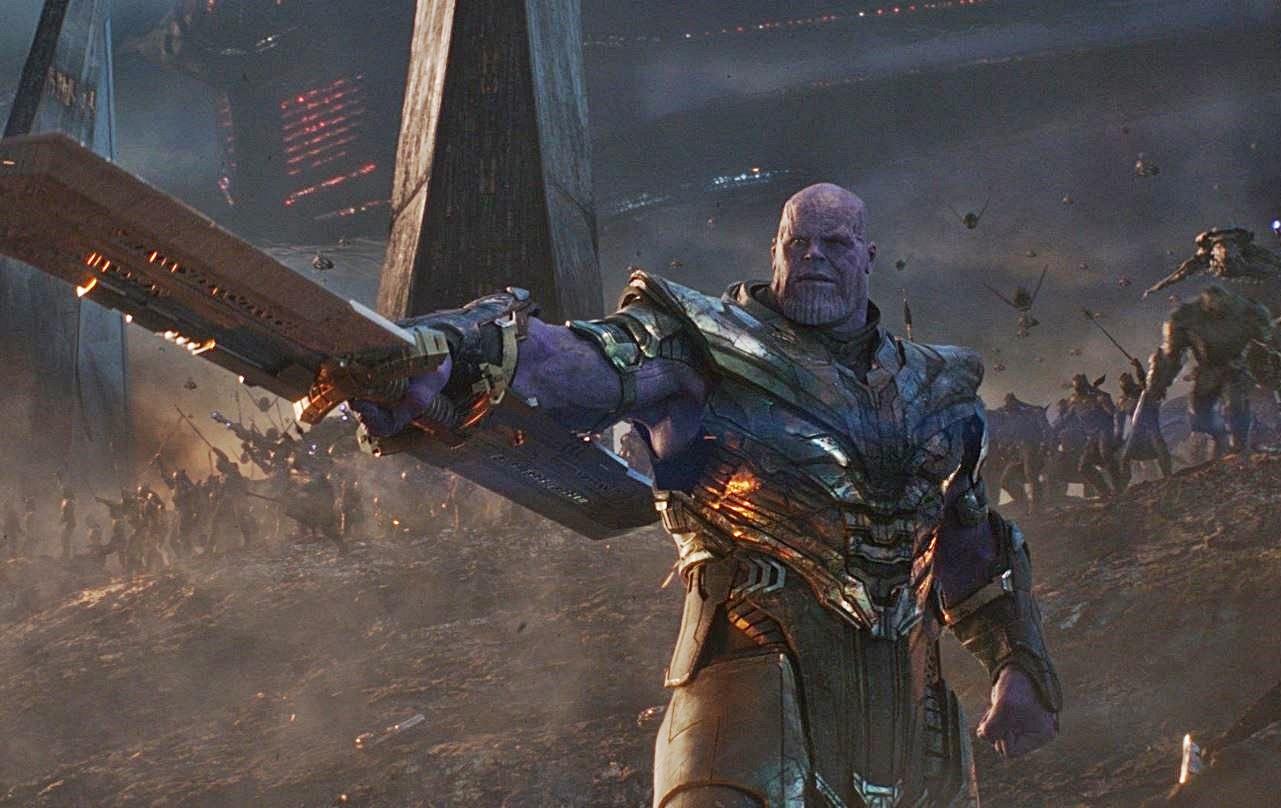 Avengers: Endgame: Thanosovi měli zatápět obří létající mravenci | Fandíme filmu