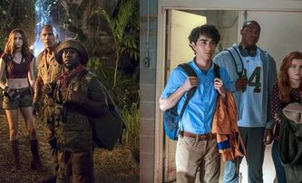 Jumanji: Příští film může spojit skutečné i herní postavy | Fandíme filmu