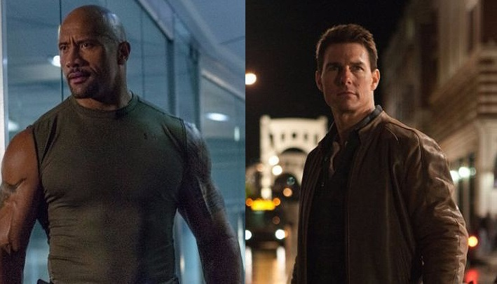 The Rock prozradil, jakou roli mu ukradl Tom Cruise | Fandíme filmu