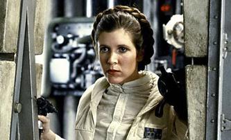 Star Wars: Kdo málem hrál princeznu Leiu místo Carrie Fisher | Fandíme filmu