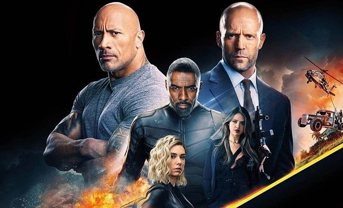 Hobbs a Shaw 2: The Rock chce vybudovat vlastní rychlou a zběsilou partu   Fandíme filmu