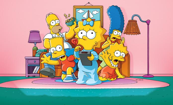 Proč Simpsonovi jako jediní ve Springfieldu nemají pořádné vlasy   Fandíme seriálům