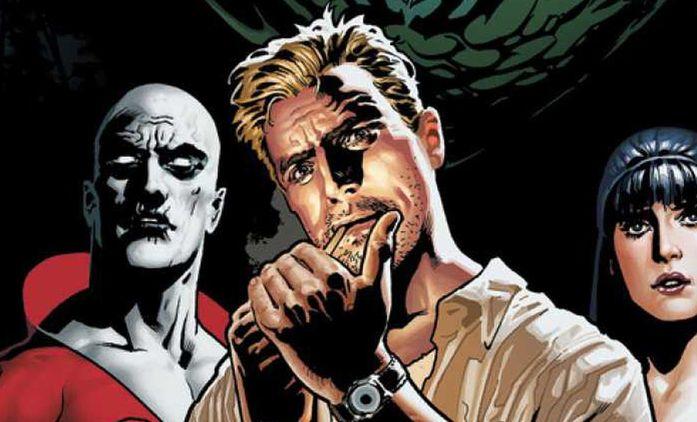 Justice League Dark: J.J. Abrams chystá seriálovou podobu temného komiksu   Fandíme seriálům