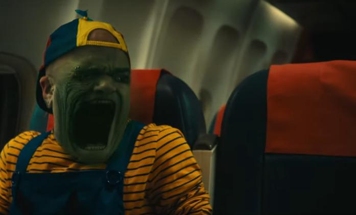 Exorcism at 60,000 Feet: Vymítání ďábla za letu, to tu vskutku ještě nebylo   Fandíme filmu