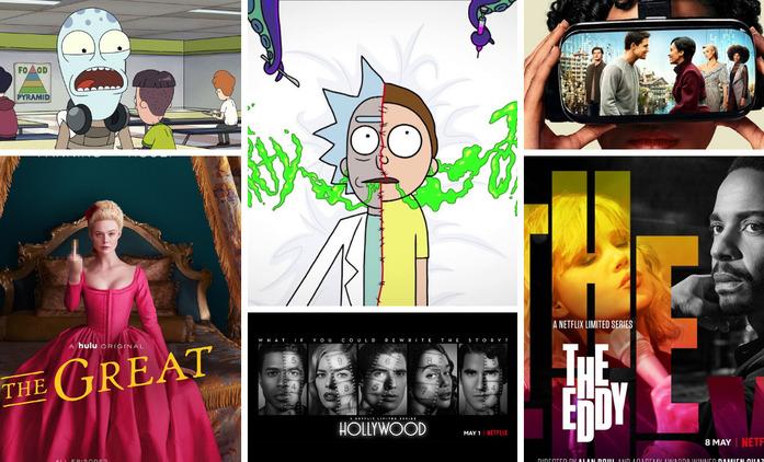 Přehled top 14 nejzajímavějších seriálů, které startují v květnu | Fandíme seriálům
