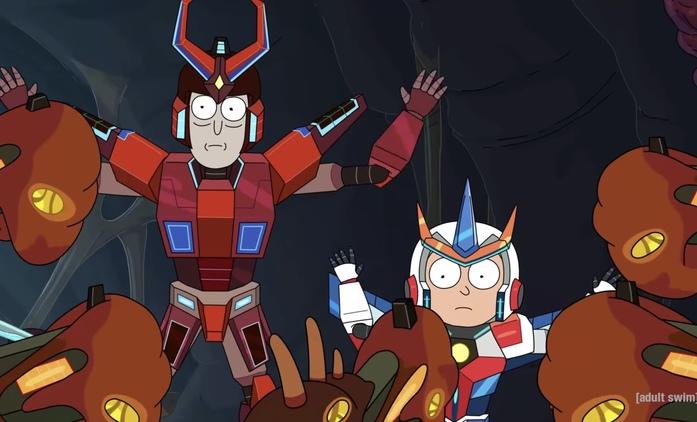 Seriálový týden: Úspěch mezi diváky slaví Rick a Morty nebo novinka Hollywood | Fandíme seriálům