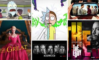 Přehled top 14 nejzajímavějších seriálů, které startují v květnu | Fandíme filmu
