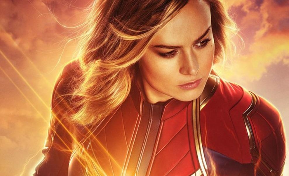 Captain Marvel mohla vypadat úplně jinak a video ukazuje její první den natáčení