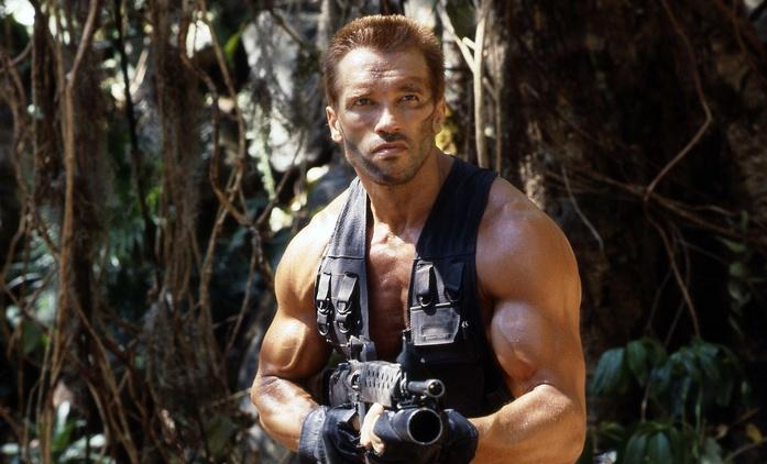 Predátor málem pokazil Arnoldovi svatbu | Fandíme filmu