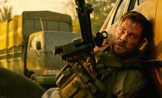 Vyproštění 2: Chris Hemsworth se vrací do zbraně v prvním teaseru | Fandíme filmu