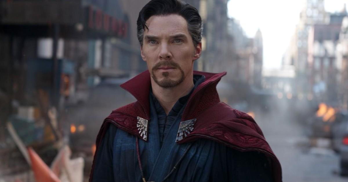 Doctor Strange je v komiksech spokojený, že jej hraje Benedict Cumberbatch   Fandíme filmu