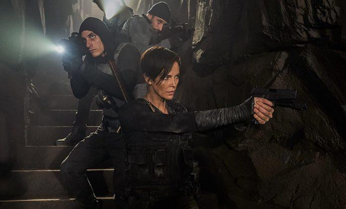 The Old Guard: Je tu první pohled na Charlize Theron v další ostré akční roli | Fandíme filmu
