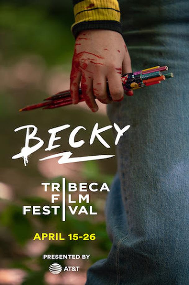 Becky: Necenzurovaný trailer na drsnou kriminálku plnou sadistů   Fandíme filmu