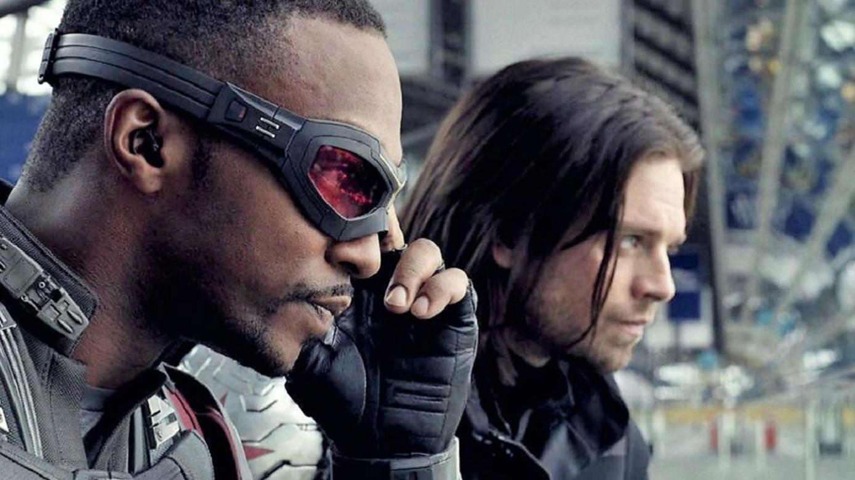 The Falcon and the Winter Soldier jsou jako Smrtonosná zbraň od Marvelu | Fandíme filmu