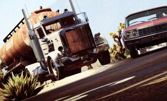 Na plný plyn: Po gangu motorkářů půjde řidič kamionu | Fandíme seriálům