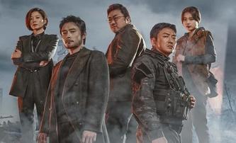 Ashfall: Aktivní sopka rozpoutá peklo na Korejském poloostrově   Fandíme filmu