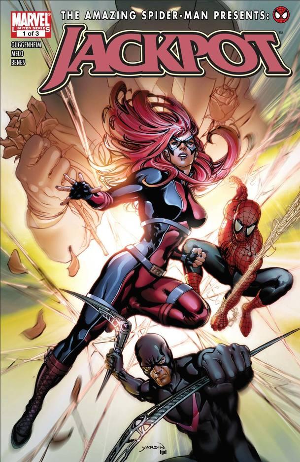Jackpot: Další postava spojená se Spider-Manem dostane vlastní film | Fandíme filmu