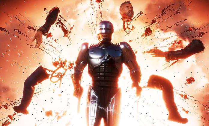 Mortal Kombat vám předvede, jak to vypadá, když si dají po tlamě RoboCop a Terminátor   Fandíme filmu