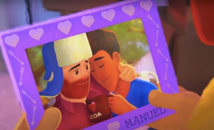 Out je první pixarovkou s otevřeně gay ústřední postavou | Fandíme filmu