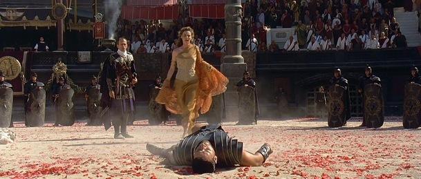 Gladiátor měnil konec v půlce natáčení | Fandíme filmu