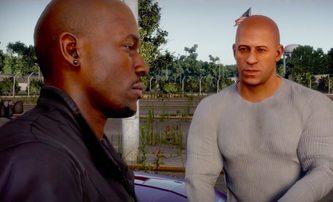 Rychle a zběsile: Chystaná videohra Crossroads se ukazuje v novém traileru | Fandíme filmu