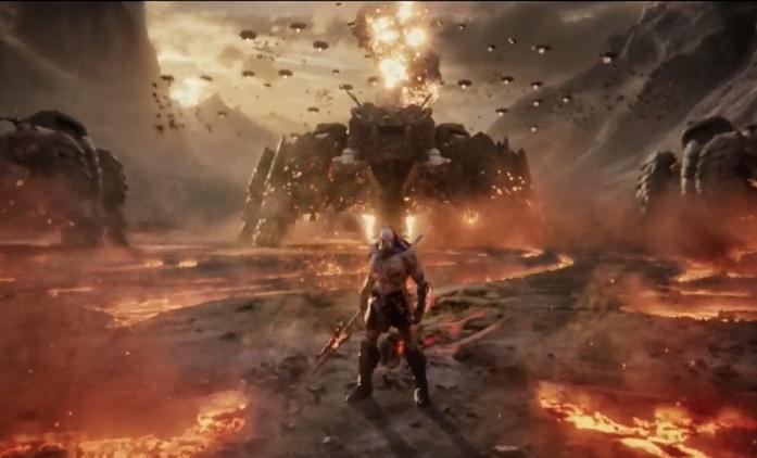 Justice League: První teaser z režisérské verze filmu známé jako Snyder Cut   Fandíme filmu