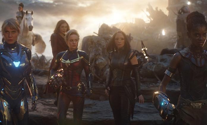 Agenti S.H.I.E.L.D.: Herečka by si přála hrát ve filmu s týmem superhrdinek | Fandíme seriálům