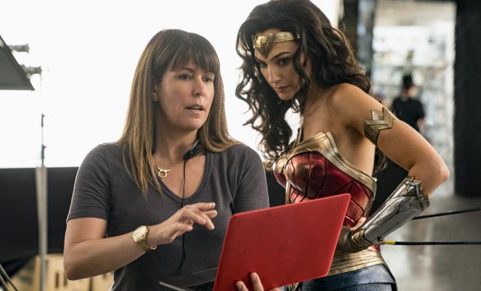 Wonder Woman: Patty Jenkins má v hlavě další dva příběhy   Fandíme filmu