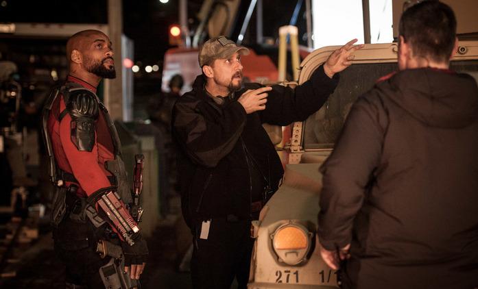 Sebevražedný oddíl: Režisér potvrdil, že v závěru měl sehrát klíčovou úlohu Joker   Fandíme filmu