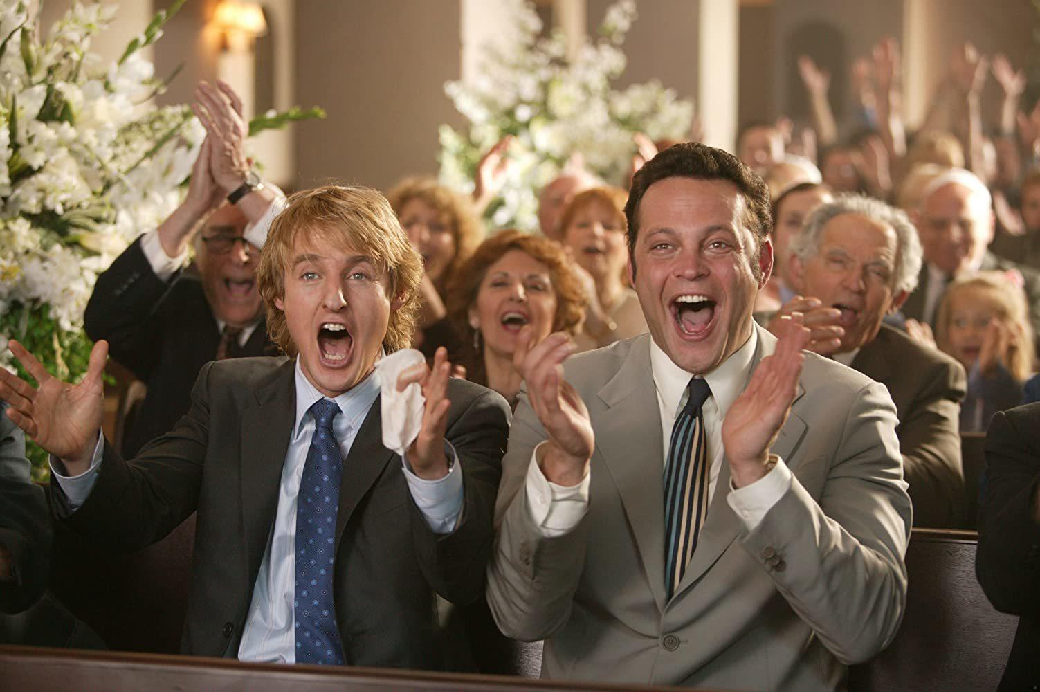 Nesvatbovi: Owen Wilson a Vince Vaughn by mohli znovu začít řádit | Fandíme filmu