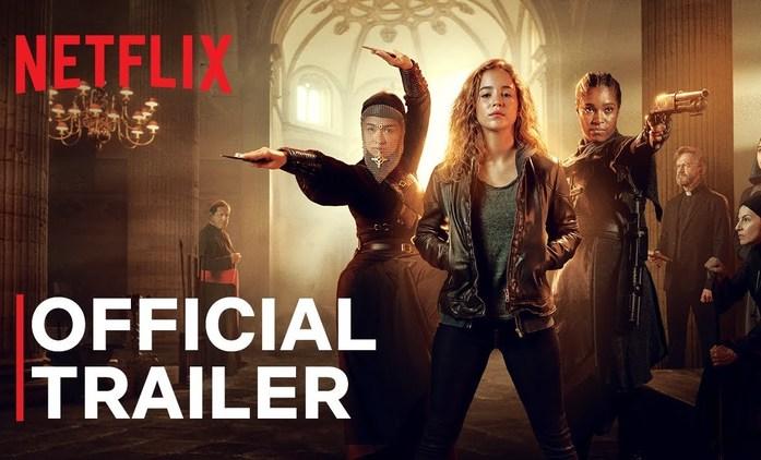 Válečná jeptiška: Netflix láká na komiksový seriál s kung fu jeptiškami | Fandíme seriálům