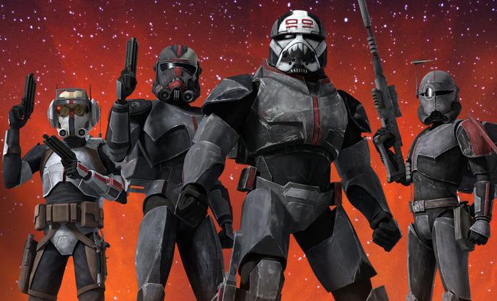 The Bad Batch: Nový Star Wars animák s jednotkou klonů dostal zelenou | Fandíme seriálům