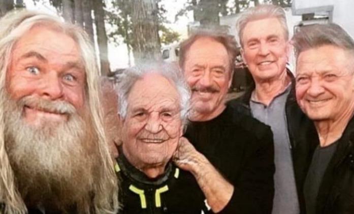 Podívejte se, jak budou vaši oblíbení herci vypadat v důchodu   Fandíme filmu