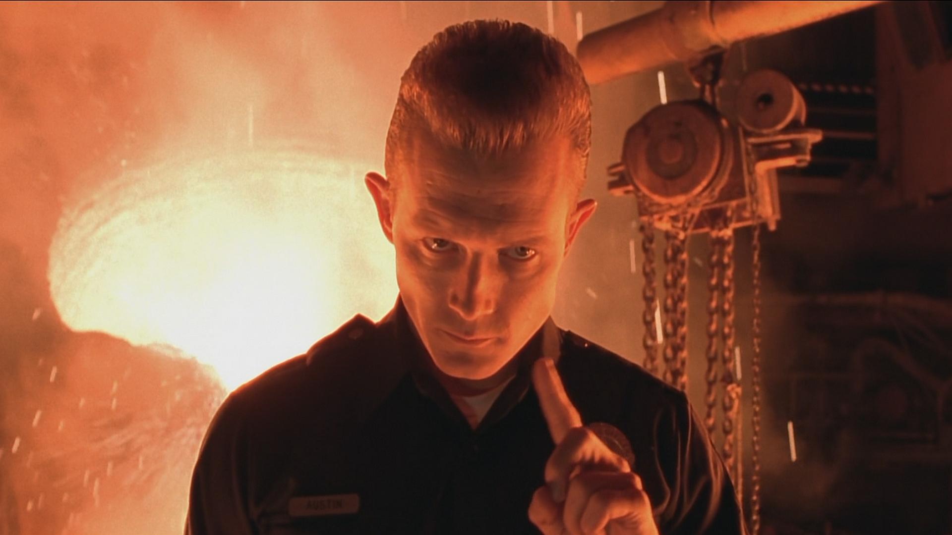 Terminátor 2: Kdo také mohl hrát smrtícího T-1000   Fandíme filmu