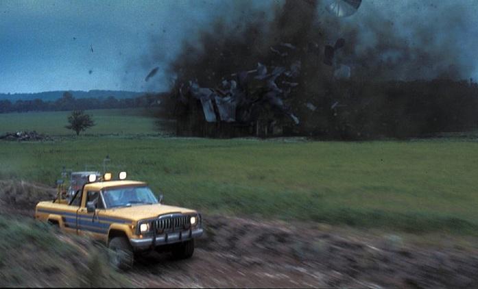 Twister: Katastrofický snímek s tornádem čeká remake | Fandíme filmu