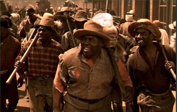 Jih proti Severu: HBO ošetřilo rasistický snímek a vrátilo jej do nabídky   Fandíme filmu